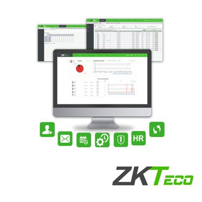 ZK ZKBIOTIME 7.0 USUARIO ADICIONAL