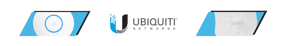 Banner de marca UBIQUITI NETWORKS