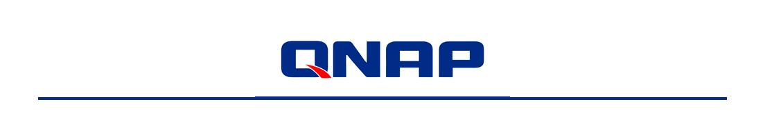 Banner de marca QNAP
