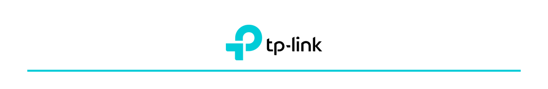 Banner de marca TP-LINK