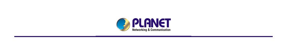 Banner de marca PLANET