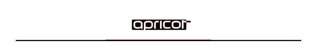 Banner de marca APRICOT