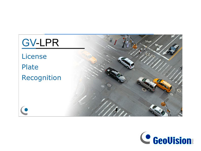 GV-LPR 1CAM V