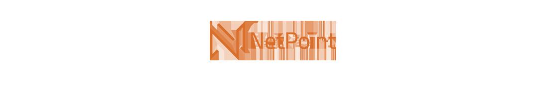 Banner de marca NETPOINT