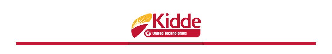 Banner de marca KIDDE